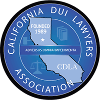 California DUI Lawyers Association Member